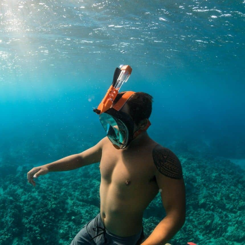 Tips to stay safe while snorkeling