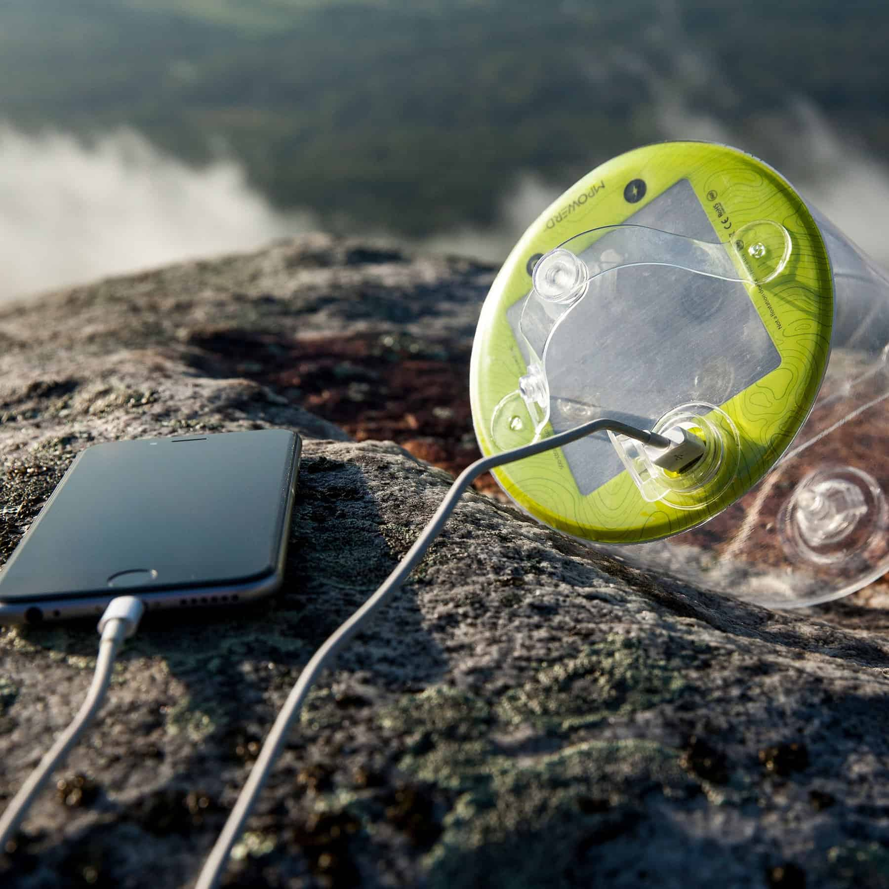 Luci Pro Series - Charge your light and your mobile phone