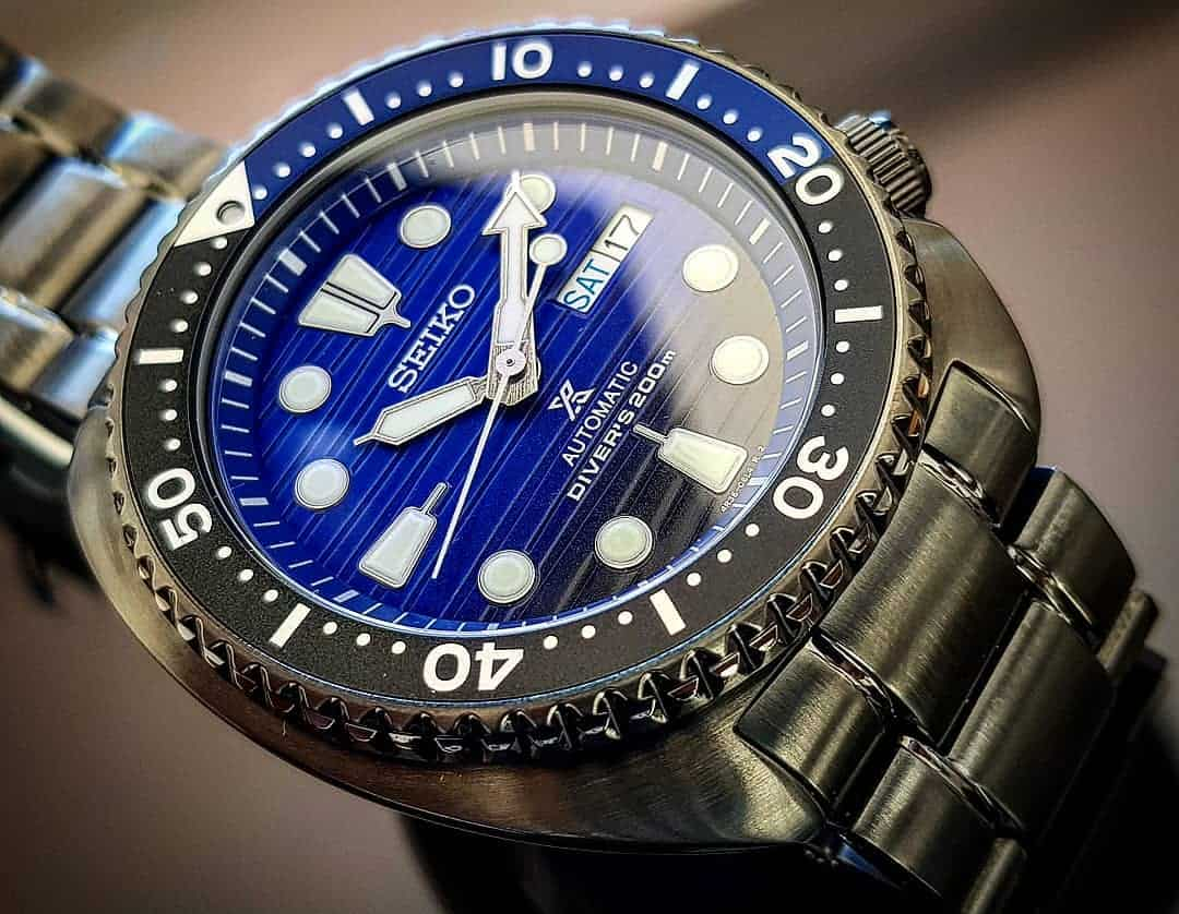Seiko Prospex SRPD11 Turtle Special Edition - Save the Ocean