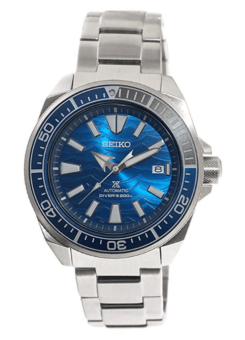 Seiko SRPD23 Samurai Great White Shark