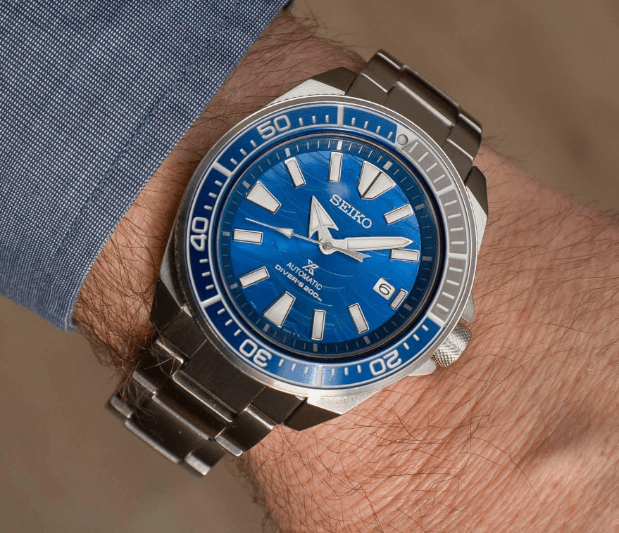 Seiko SRPD23 Special Edition Great White Shark