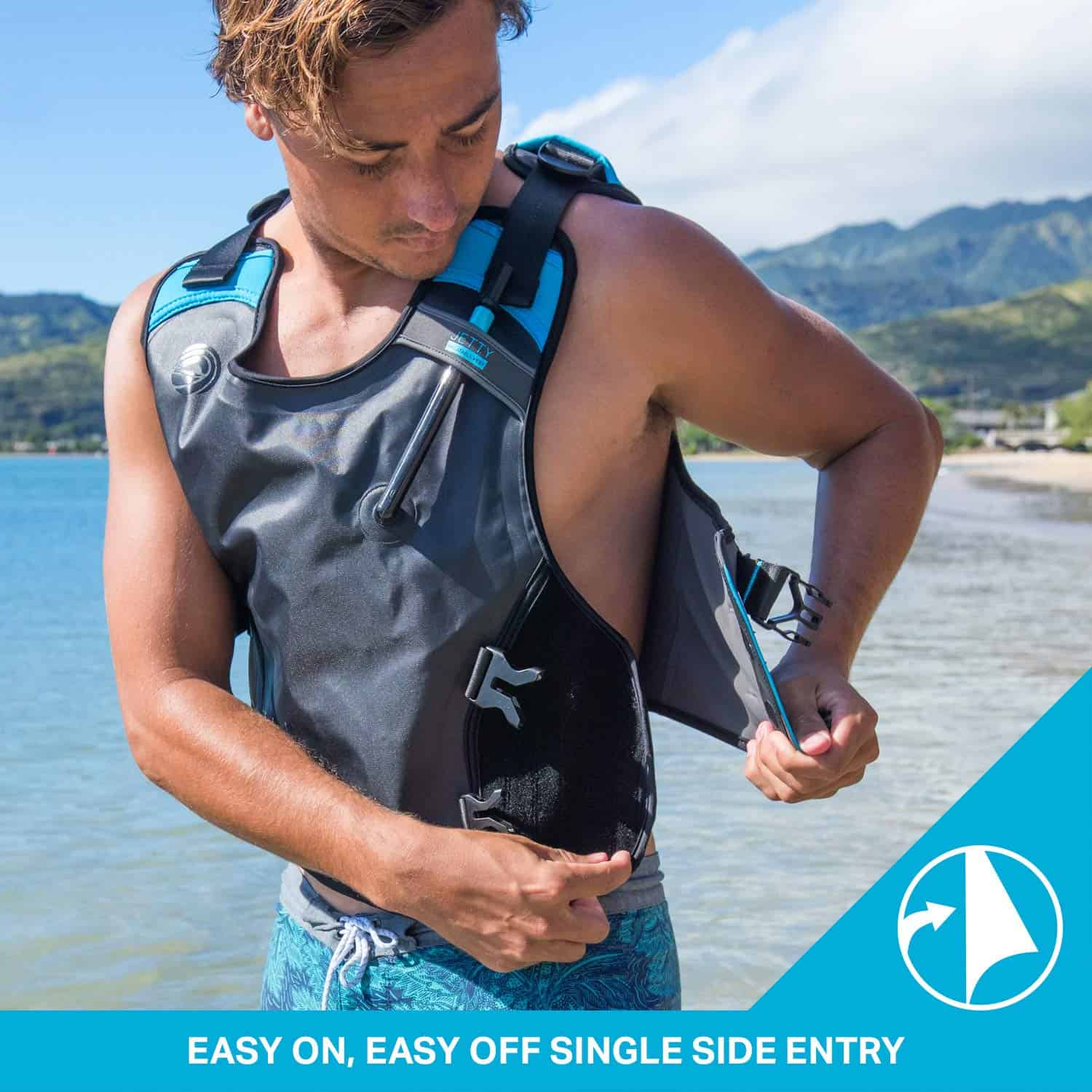 Wildhorn Outfitters Jetty Snorkel Vest Stealth