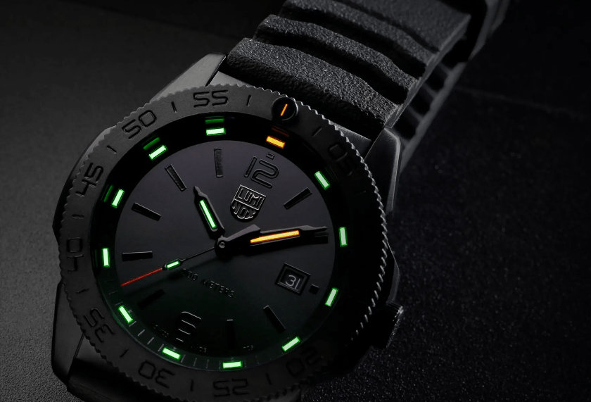 Luminox Light Technology Deep Dive 1567 dark