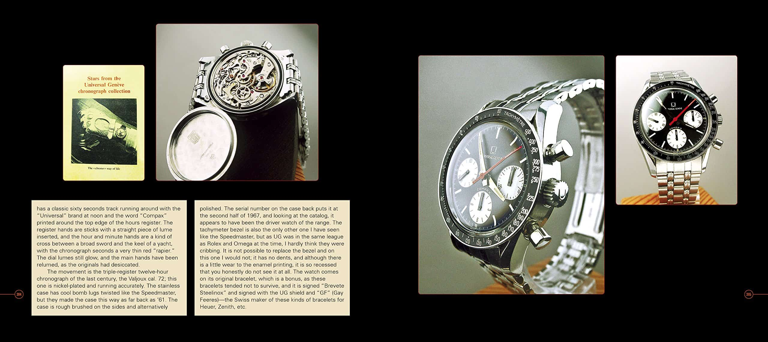 Book Gift for Watch Collectors - Chasing Time
