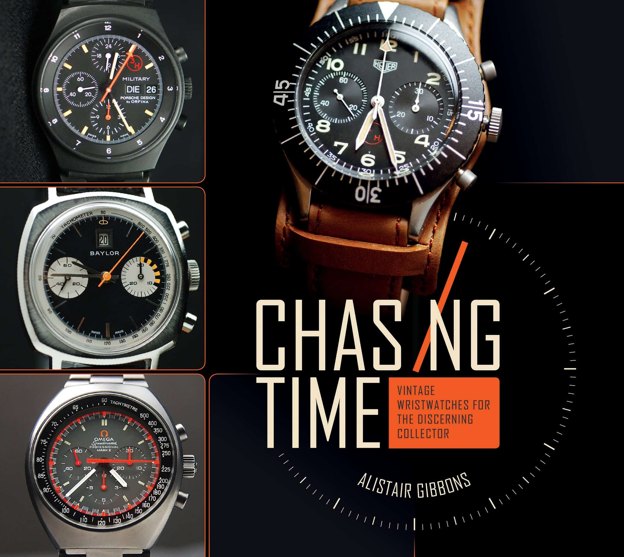 Watch Book - Chasing Time - Vintage Wristwatches for the Discerning Collector