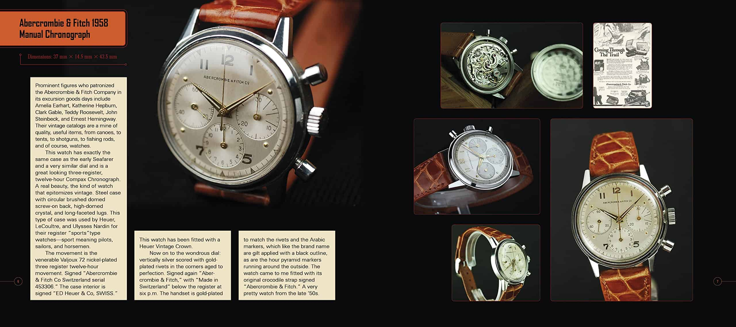 Watch Book - Gifts for Collectors - Chasing Time