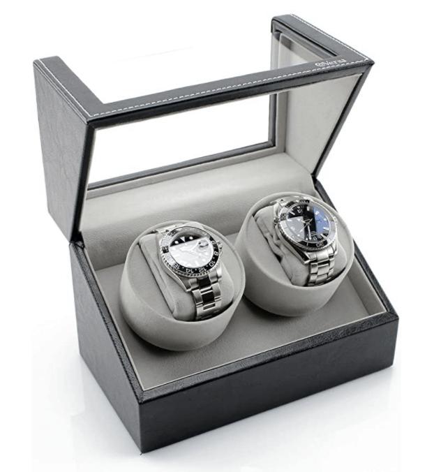 Versa Automatic Double Watch Winder