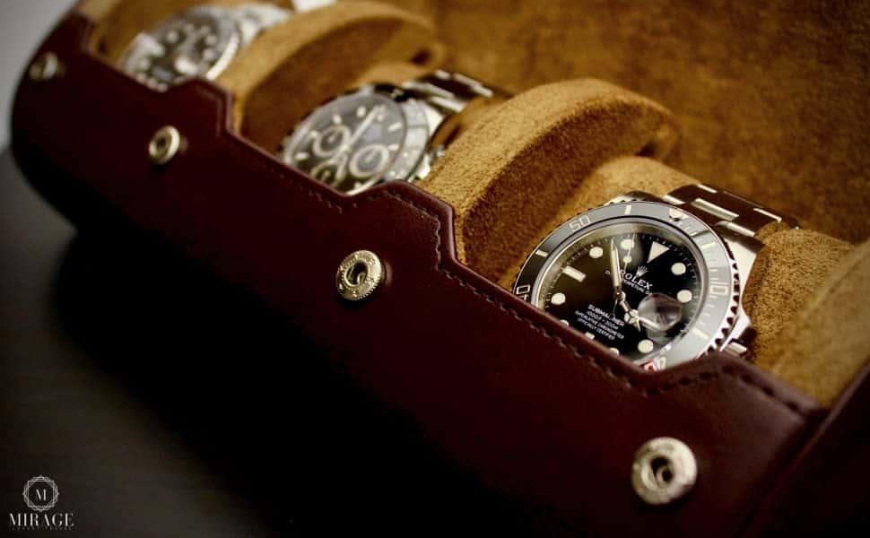 Mirage Watch Travel Case